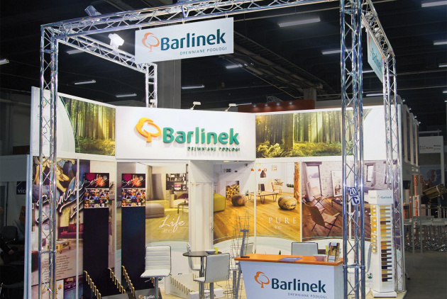 We offer individual stands